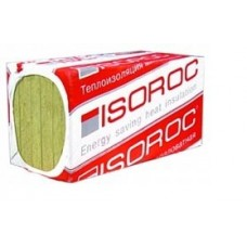 Минераловатная теплоизоляция ISOROC Ультралайт