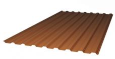 Профилированный цветной поликарбонат 0,8 мм