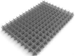 Сетка сварная ОК в картах 2,5мм 100*100 ГОСТ 1*2м
