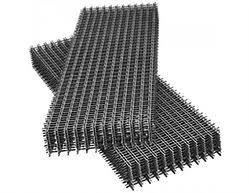 Сетка сварная ВР-1 в картах 4,0мм 100*100 Эконом 1*2м